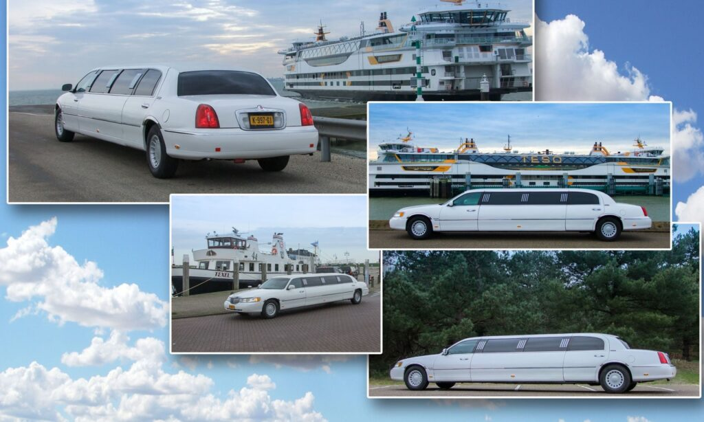 LimoTaxiTexel Limousine op Texel 1